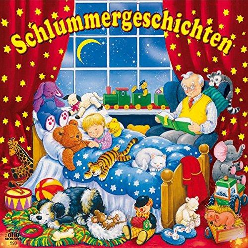 Schlummergeschichten (Mit CD)