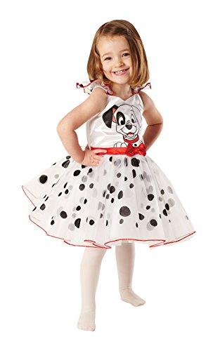Disney 101 Dalmations Ballerina Kostüm Kleinkindalter 3-4 Jahre