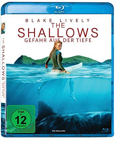 The Shallows – Gefahr aus der Tiefe [Blu-ray]