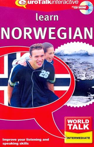 World Talk! Learn Norwegian: Improve Your Listening and Speaking Skills – Intermediate (PC/Mac)