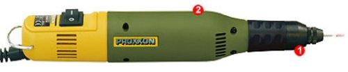 Proxxon 28500 Bohr- und Fräsgerät MicroMOT 50