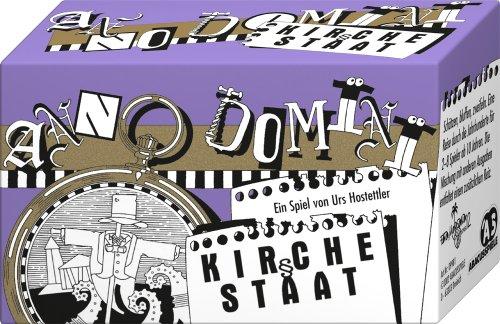 ABACUSSPIELE 09981 – Anno Domini – Kirche und Staat