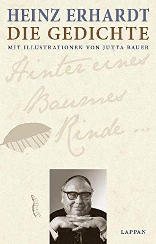 Heinz Erhardt – Die Gedichte: Mit Illustrationen von Jutta Bauer