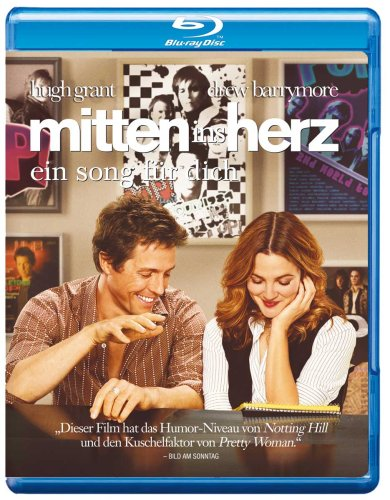 Mitten ins Herz – Ein Song für Dich [Blu-ray]