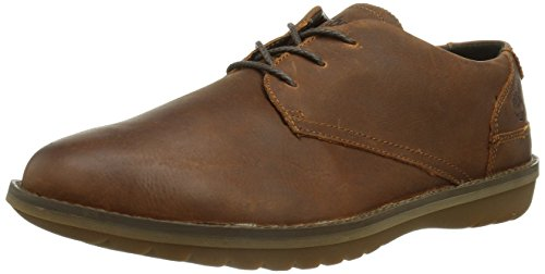 Timberland EK Front Country Travel FTM_FTC Ox, Herren Oxford Schnürhalbschuhe, Braun (MEDIUM BROWN), 43.5 EU