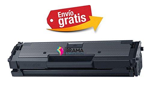Bramacartuchos Toner kompatibel, kein Originaltoner, ersetzt Samsung MLT-D111S für Samsung Xpress M2022, M2022W, M2070, M2070F, M2070FW, M2070W (1000Kopien) D111S
