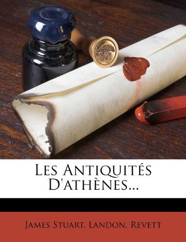 Les Antiquit?'s D'Ath Nes...