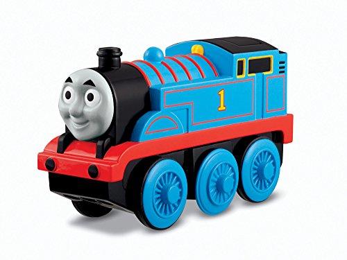 Mattel Fisher-Price Y4110 – Thomas und seine Freunde Lokomotive Thomas, batteriebetrieben