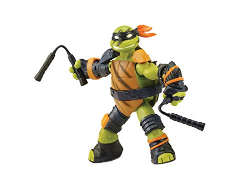 Teenage Mutant Ninja Turtles Super Ninja Michelangelo Turtles Action Figuren