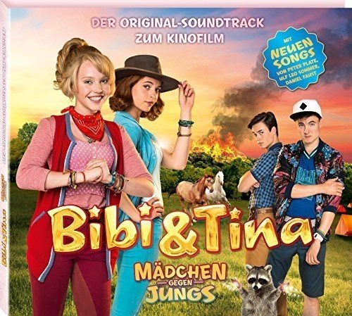 Bibi und Tina: Mädchen gegen Jungs