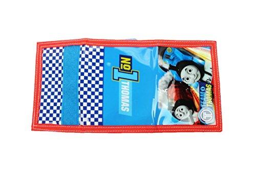 Thomas & Friends Münzbörse, mehrfarbig (Mehrfarbig) - THOMAS004034