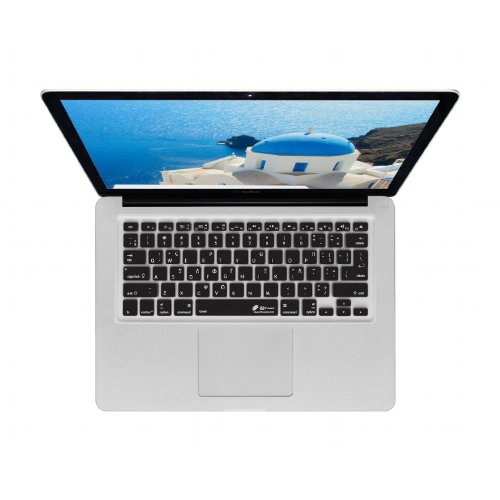 KB Covers Greek (QWERTY) – Abdeckung mit Layout Griechisch, für MacBook, Air, Pro, Retina & Wireless Tastatur