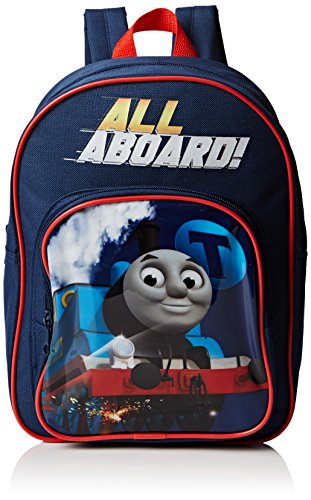 Thomas & Friends Kinderrucksack, Marineblau (Blau) – THOMAS001173