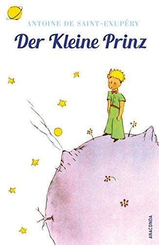 Der Kleine Prinz (Mit den farbigen Zeichnungen des Verfassers) brosch.