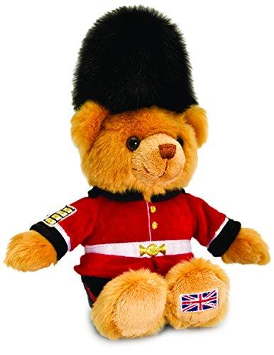 London Gardist Bear – Souvenir Stofftier, Keel Toys 15 cm Teddy – SL4143