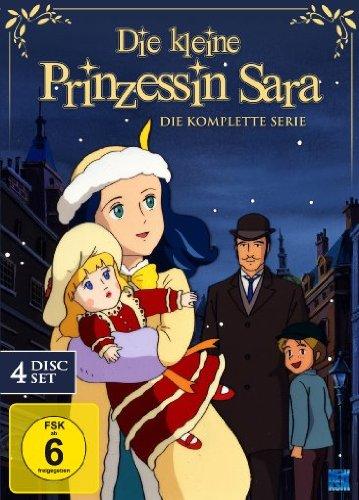 Die kleine Prinzessin Sara – Die komplette Serie [4 DVDs]
