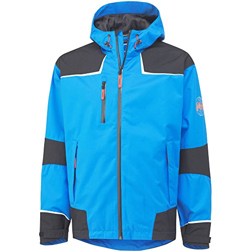 Helly Hansen Funktionsjacke mit wasserdichtem und atmungsaktiven Helly Tech Chelsea Shell Jacket 71047 530-3XL