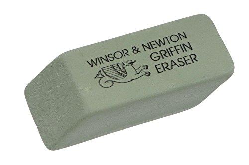 Winsor & Newton 7030575 Griffin Radierer für Zeichnungen und Zeichenkohle