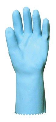 Euro Schutz 5208Handschuhe Latex auf Jersey blau, blau, 5210
