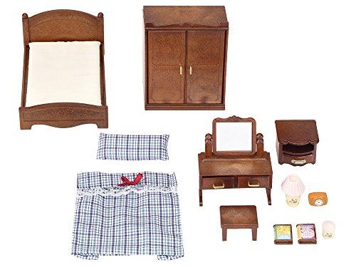 Sylvanian Families 5039 5039-ElternSchlafzimmer, Puppenzimmer