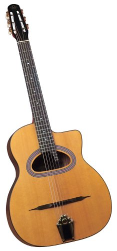 Cigano GJ-5 D-Hole Django Gitarre