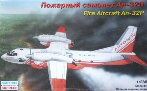 Eastern Express 28804 - An-32 P Ukrainian firekiller