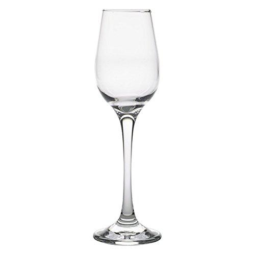 Genware NEV-POM536 Champagnerflöte, Gedicht, 22 cl (6 Stück)