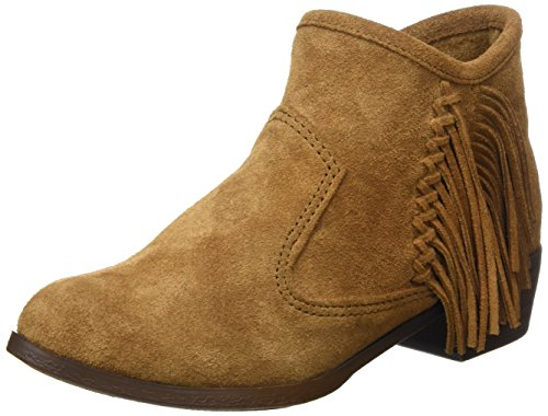 Minnetonka Damen Blake Boot Cowboystiefel, Braun (Dusty Brown), 38 EU